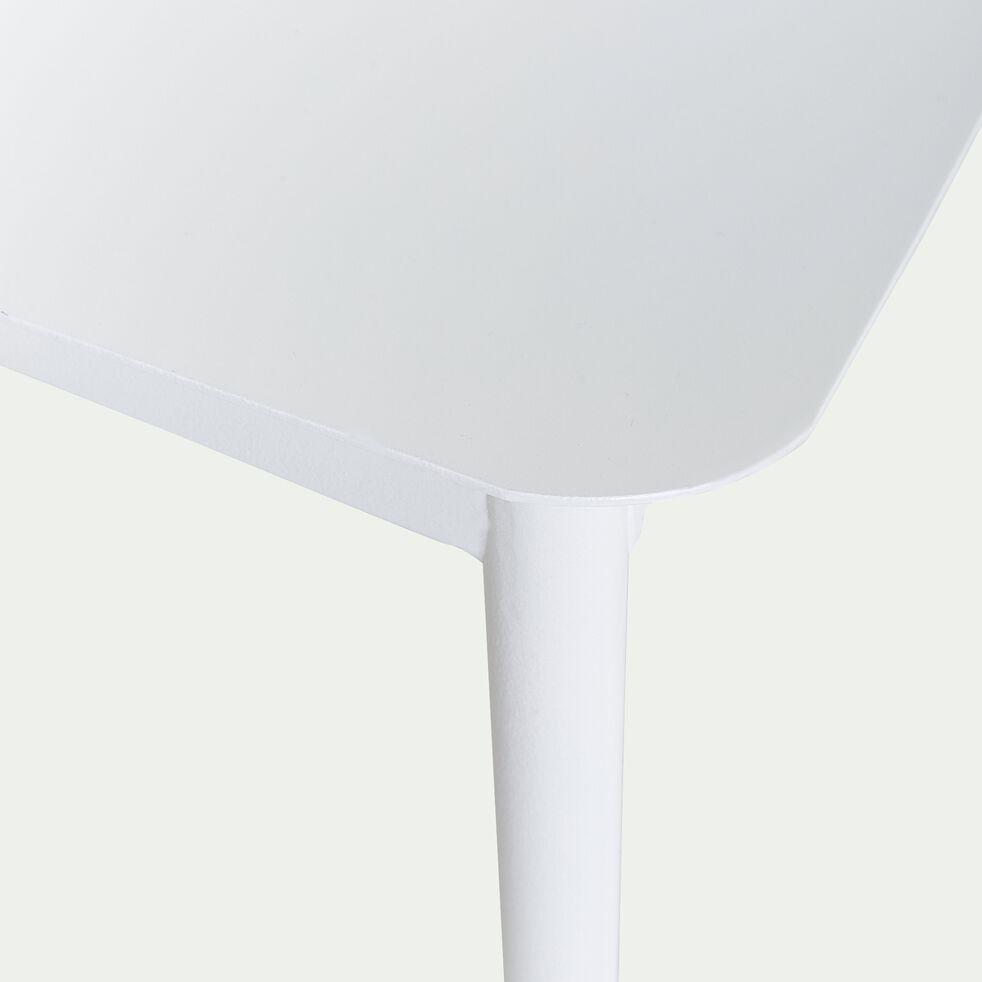 Chaise de jardin bistrot - blanc-Nicolas