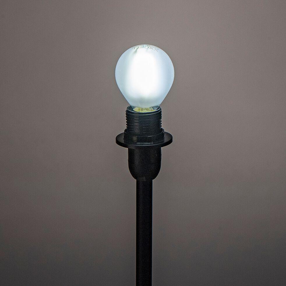 Lot de 2 ampoules LED lumière neutre culot E14 - 4,5W D4,5cm-STANDARD