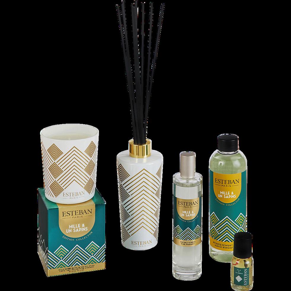 Bougie parfumée mille et un sapins 170g-1001 Sapins
