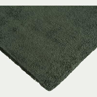 Drap de bain 100x150cm en coton vert cèdre-MINH