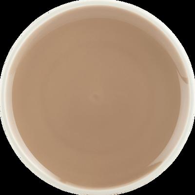 Assiette à dessert en faïence rose argile D20cm-CAMELIA