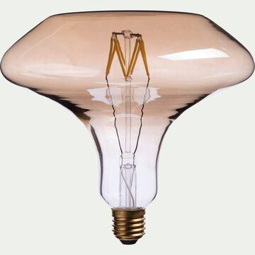 Ampoule déco LED D19cm culot E27-SOUCOUPE