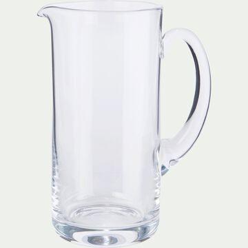 Carafe en verre transparent 1.5L-SUBLIME
