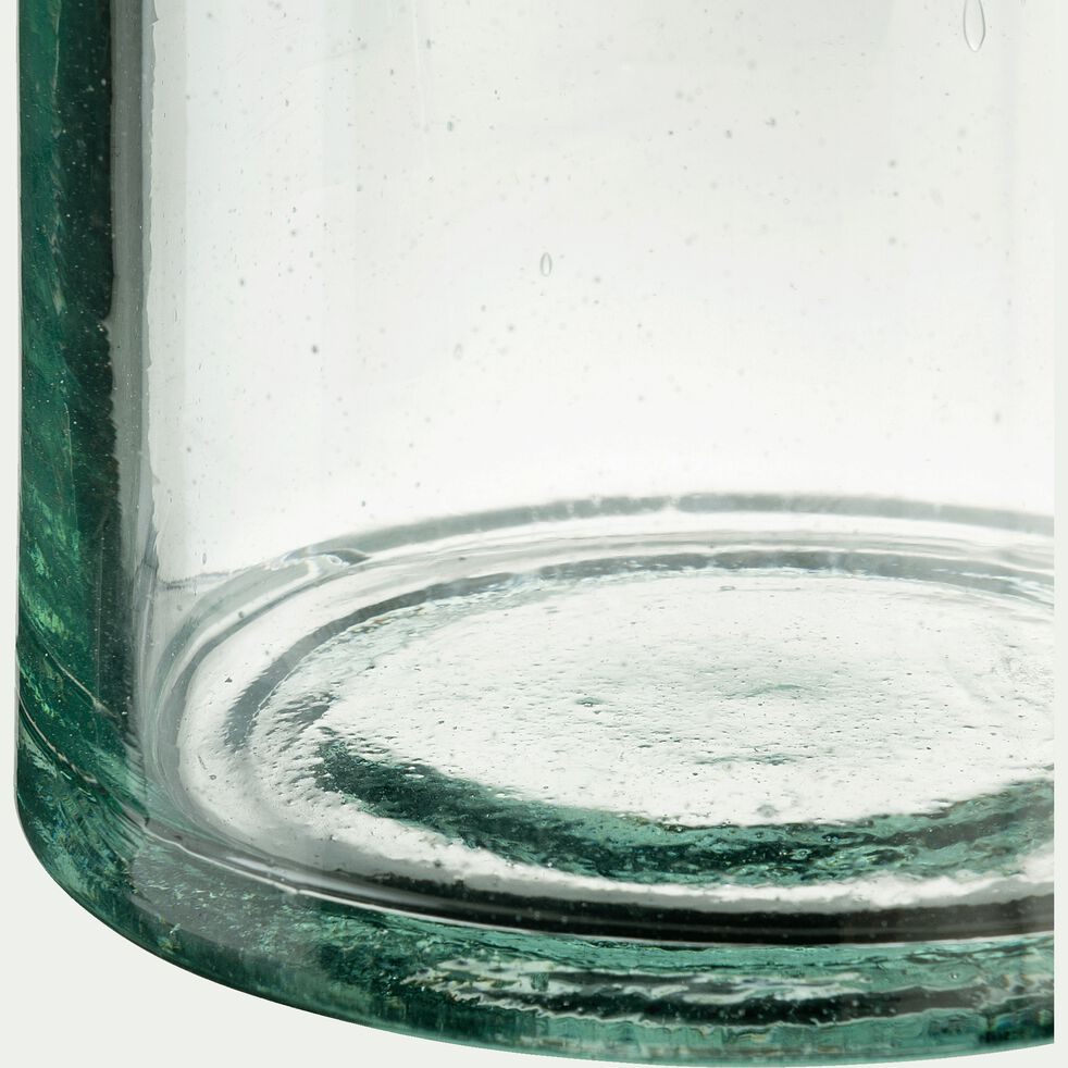 Carafe en verre recyclé 1L-BERKANE
