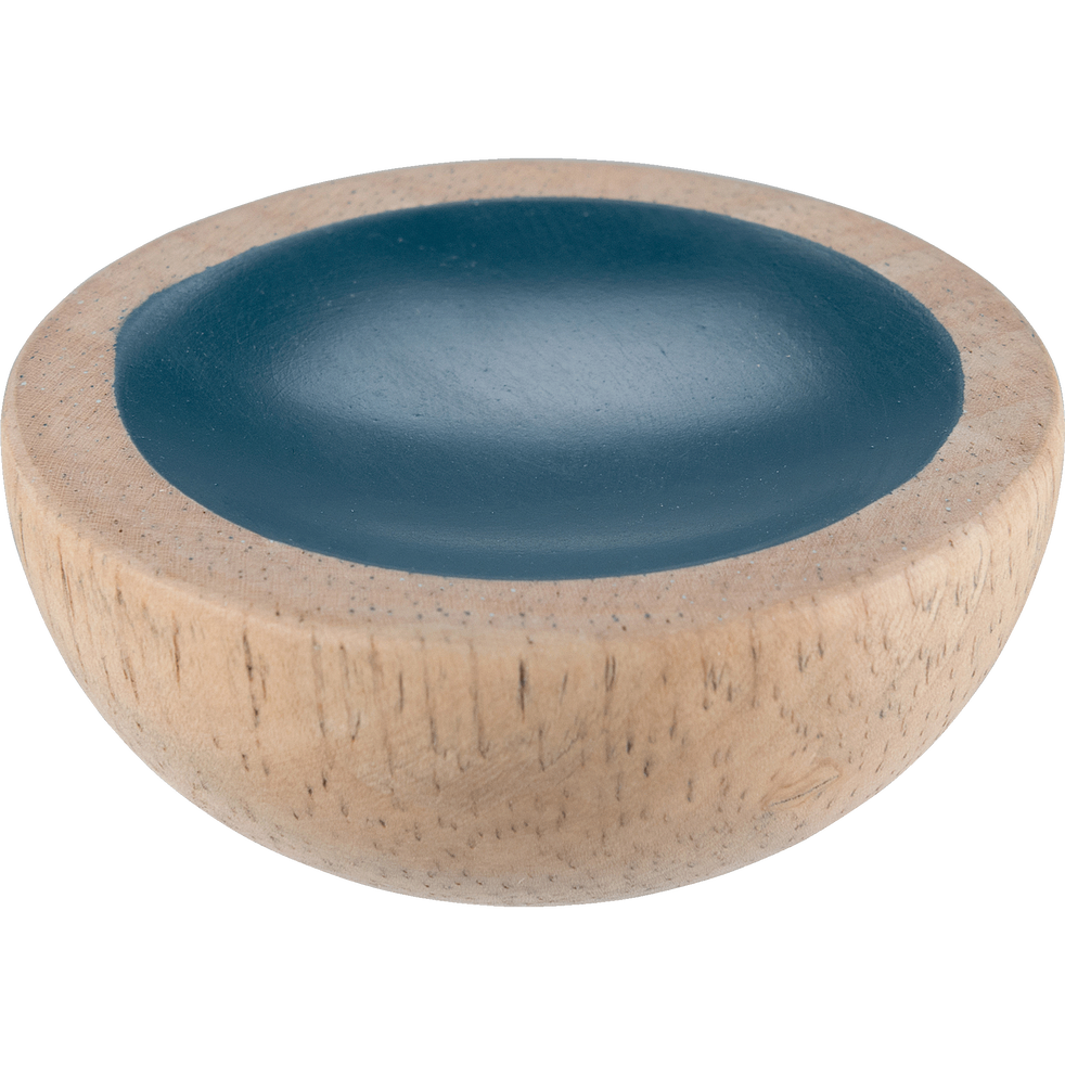 Poignée en bois bleu-SIMPLY
