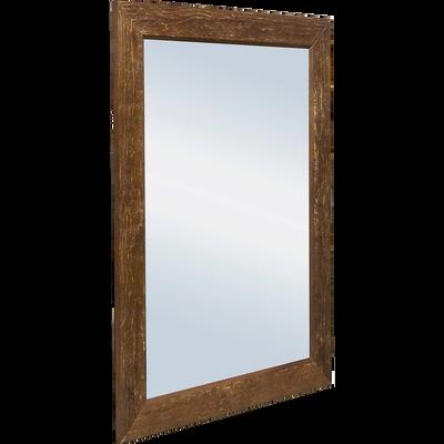 Miroir en ayous 63x83cm-DIANE