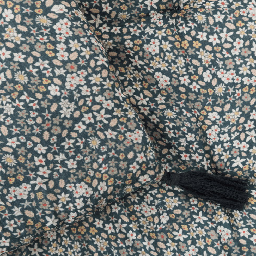 Edredon floral liberty 100x150cm-SIGEAN