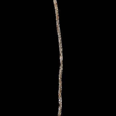 Tige en bois artificielle H110 cm-TORTUEUX