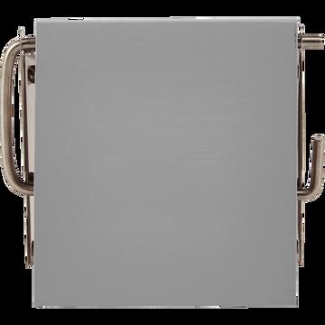 Dérouleur de papier toilette gris-SOLY