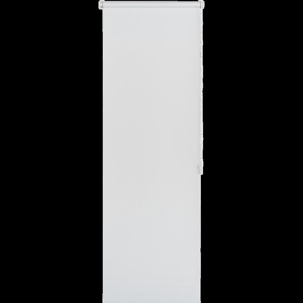 Store enrouleur occultant blanc 62x170cm-EASY OCC