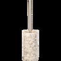 Balai brosse en céramique Blanc nervuré-Hanoï