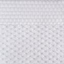 Drap de douche en coton 70x140cm blanc-PIANO