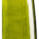 Bouteille déco en verre vert H120cm-BINONDO