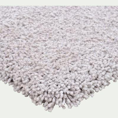 Tapis mèches longues Gris 120x170 cm-LOUNA