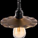 Guirlande lumineuse cuivrée 10 LED L6m-RETRO