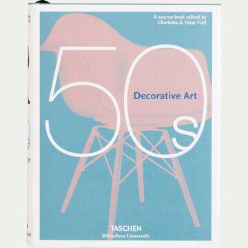 "Livre d'art ""Decorative art 50's""-50 ' S"