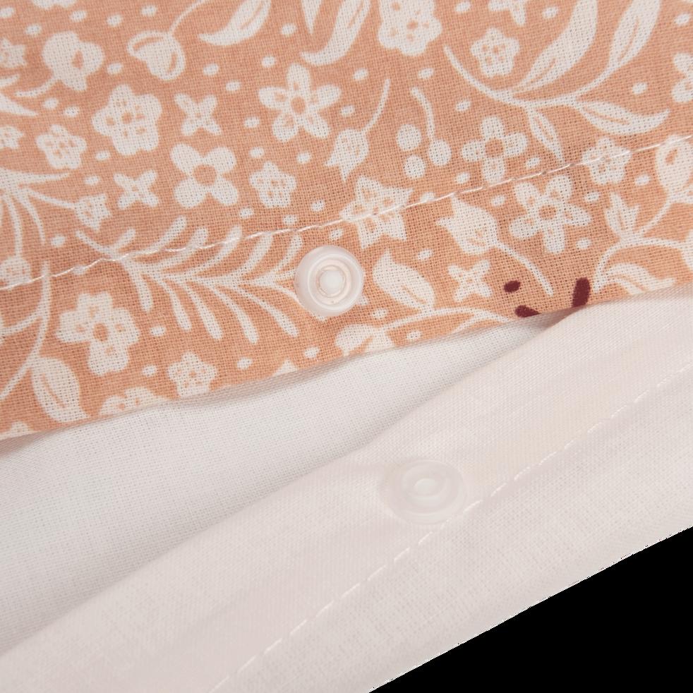 parure de lit b b en coton motifs plusieurs tailles sureau 120x140 cm catalogue. Black Bedroom Furniture Sets. Home Design Ideas