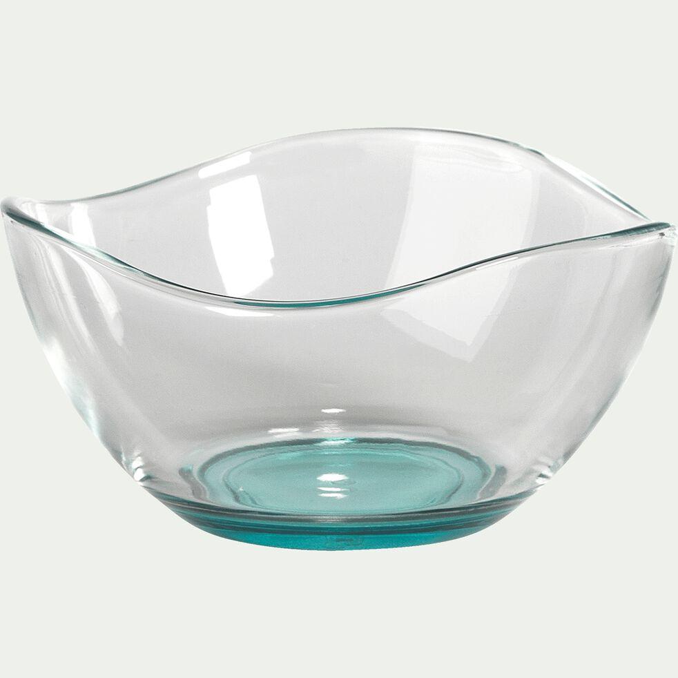 Coupelle en verre D12cm-Vira