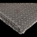 Drap de douche en coton 70x140cm gris restanque-ETEL
