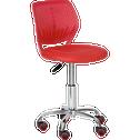 Chaise de bureau enfant Rouge-SIT ON