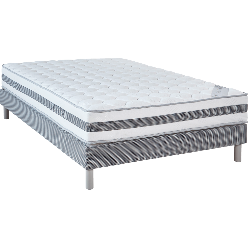 matelas ressorts ensach s alin a 24 cm 140x200 cm revo 140x200 cm catalogue storefront. Black Bedroom Furniture Sets. Home Design Ideas