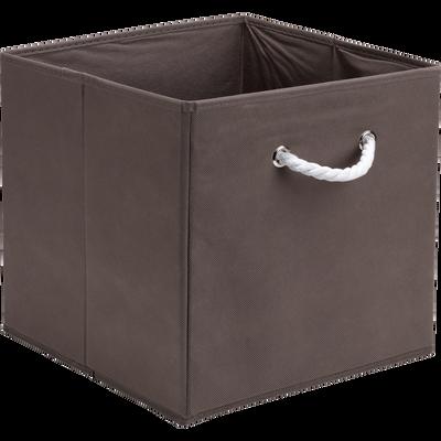 bo te de rangement caisses et paniers de rangement alinea. Black Bedroom Furniture Sets. Home Design Ideas