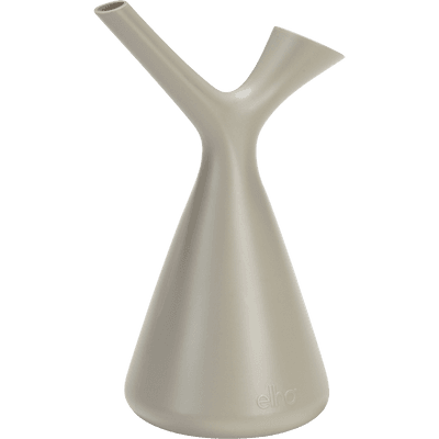Arrosoir gris clair en plastique 1,7L-ARROSSOIR