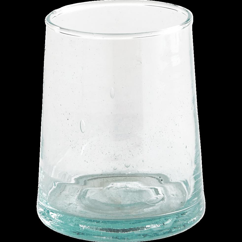 Verre transparent en verre recyclé 25cl-BELDI