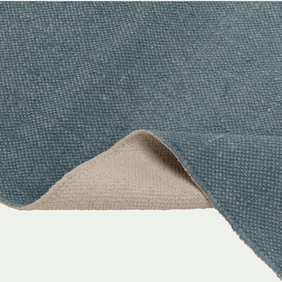 Descente de lit lirette - bleu 70x140cm-Artus