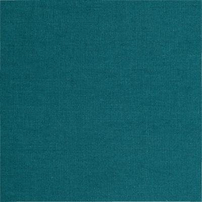 Housse de couette en lin vert 240x220cm + 2 taies d'oreillers-VENCE