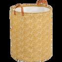 Panier à linge D40xH50cm amande-MAYAN