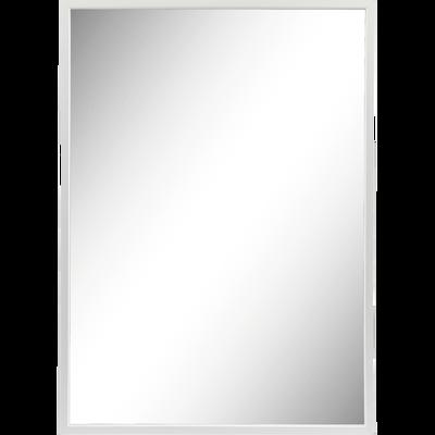 Miroir rectangulaire blanc 50x70cm-HAPA