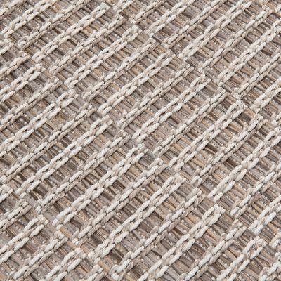 Tapis d'extérieur effet naturel - 120x170cm-ISIDOR