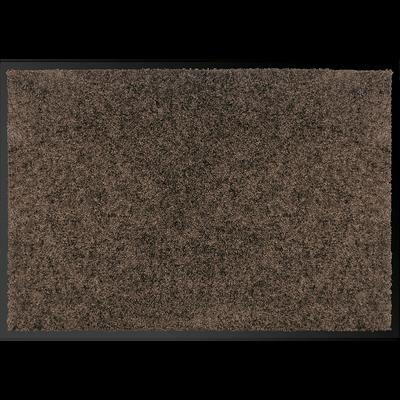 Tapis d'entrée paillasson marron 60x90cm-BEN