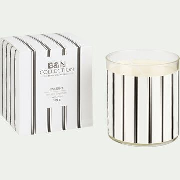 Bougie parfumée feuille d'acanthe 160g-PASSO