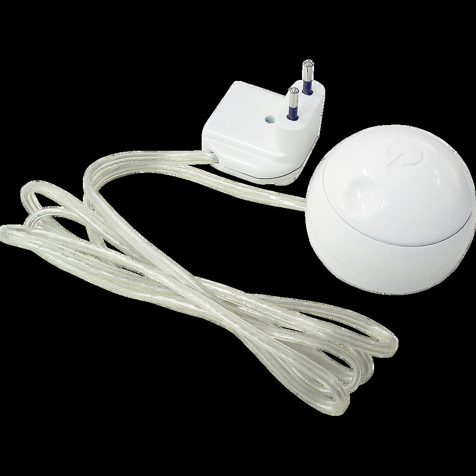 Variateur de lumière blanc (de 25 à 200W)-VARI