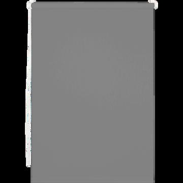 Store enrouleur occultant gris 62x190cm-EASY OCC