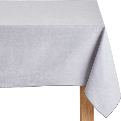 Nappe en lin et coton gris borie 170x250cm-NOLA