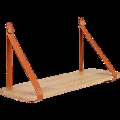 Etagère en bois l50 cm-BRINDO