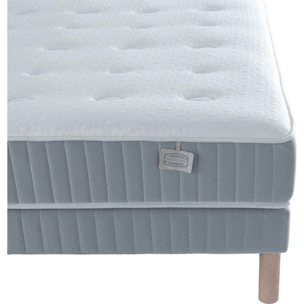 matelas ressorts ensach s simmons 25 cm 140x200 cm sirah 140x200 cm catalogue storefront. Black Bedroom Furniture Sets. Home Design Ideas