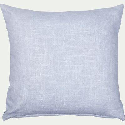 Coussin carré en coton 40x40cm - multicolore-Mambo