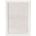 Cadre photo 10x15cm blanc-Kino