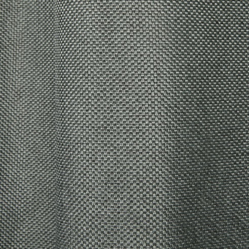 Rideau thermique vert cèdre 135x300cm-PINEDE