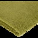 Drap de douche en coton 70x140cm vert garrigue-AZUR