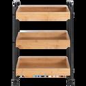 Meuble d'appoint en bambou-ORSAN