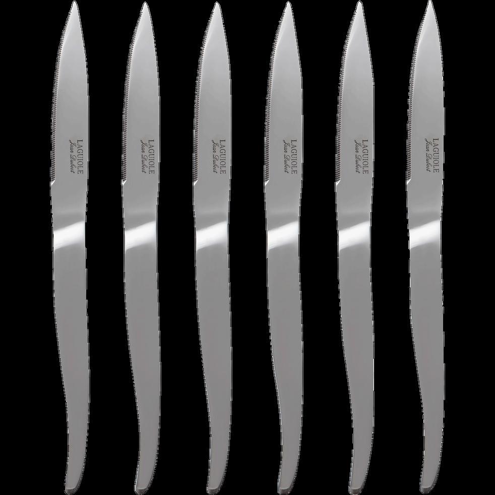 Coffret de 6 couteaux Laguiole-STYL UP