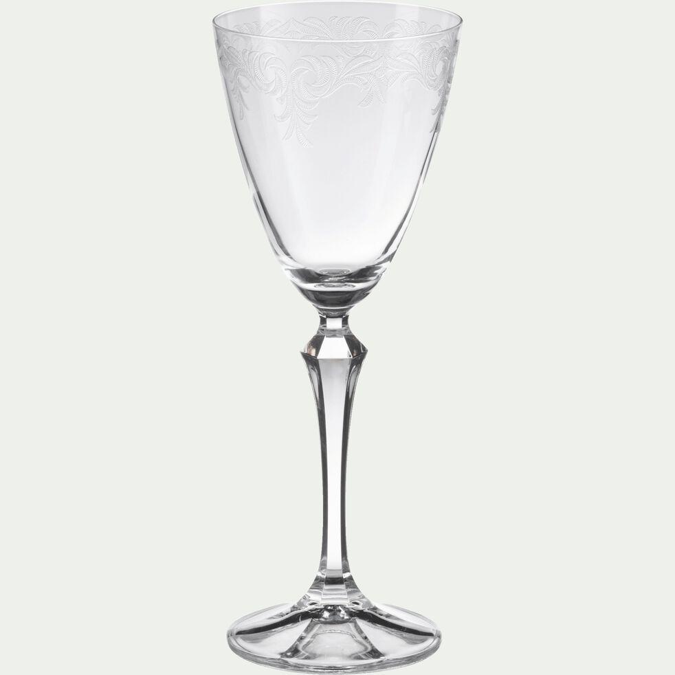 Verre à vin en cristallin 19cl-LUME