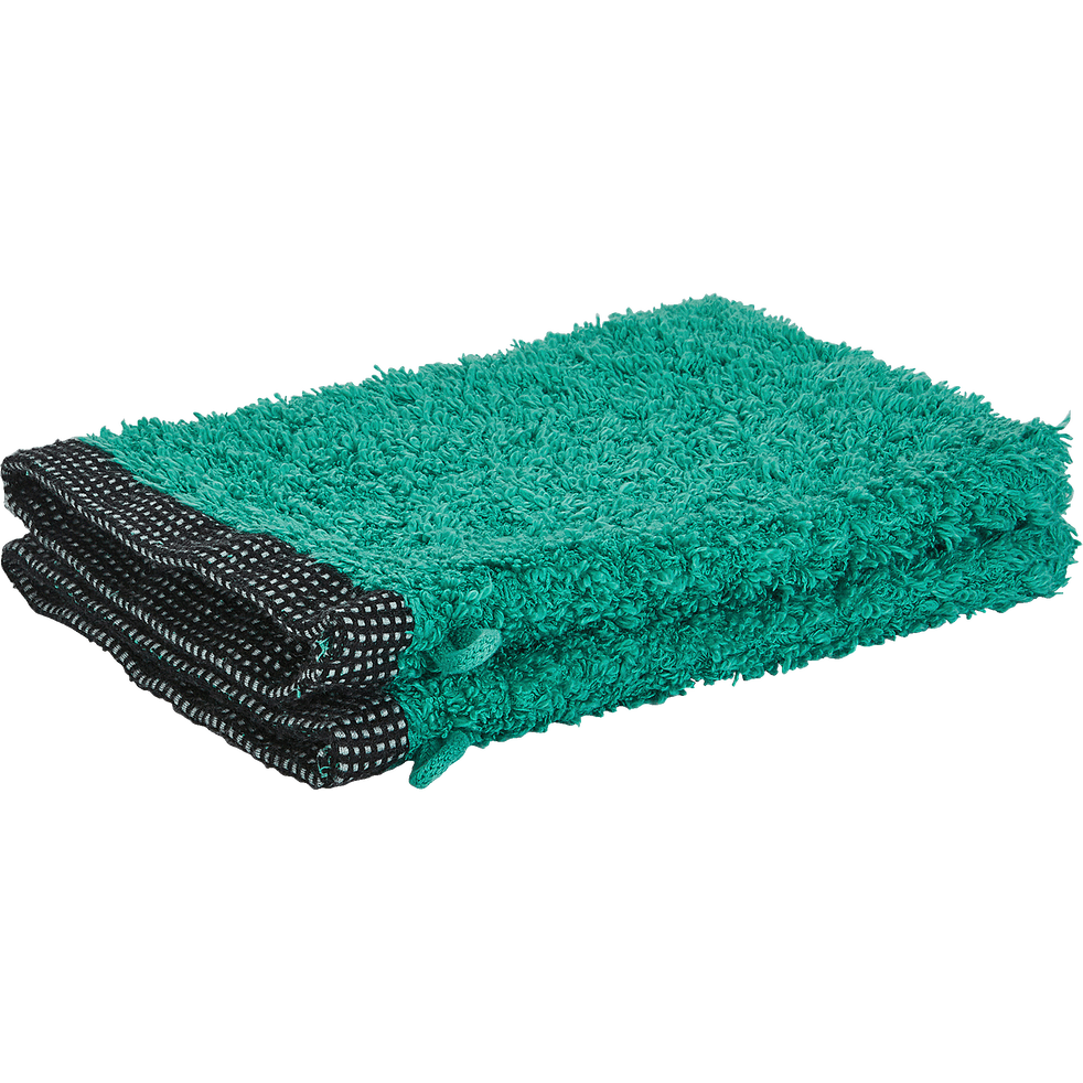 Gant 16X21cm vert menthe-ADONI
