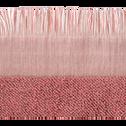Serviette de toilette en coton 50x100cm rose-HANOI