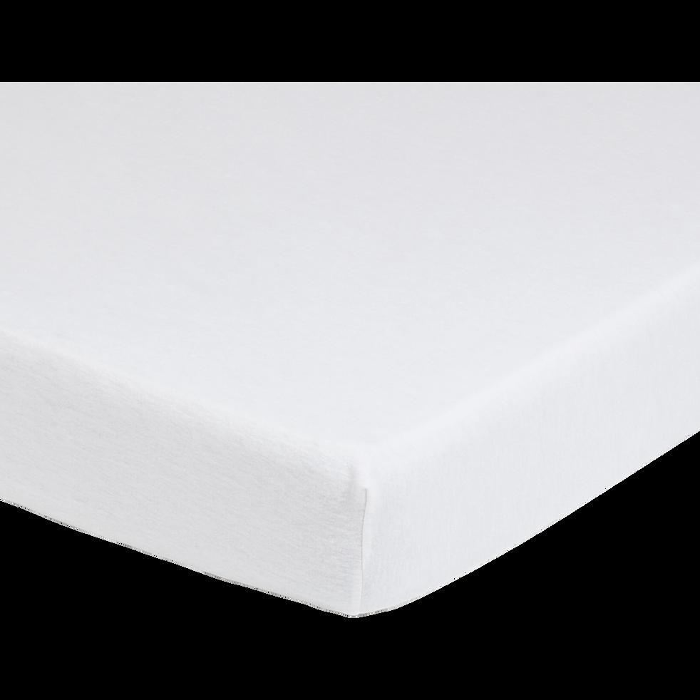 prot ge matelas en coton 160x200 cm bonnet 25cm breath 160x200 cm alinea. Black Bedroom Furniture Sets. Home Design Ideas